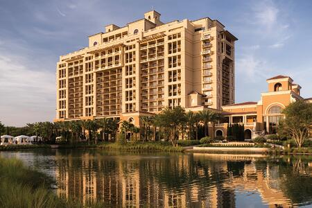 Hotel Exterior 2 - Four Seasons Orlando