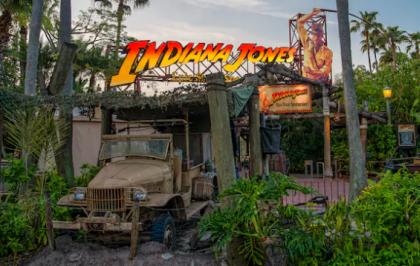 Indiana Jones Spectacular