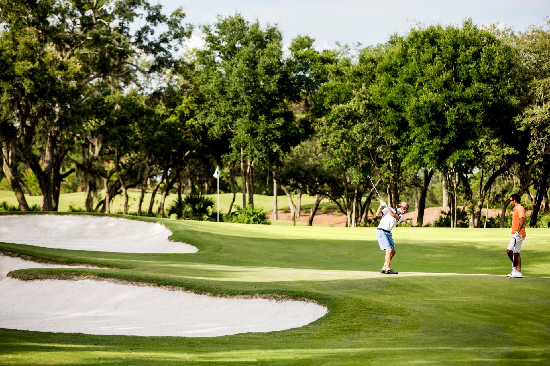 Tranquilo Golf Course 2 - Four Seasons Orlando