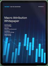 Macro Attribution Model ipad